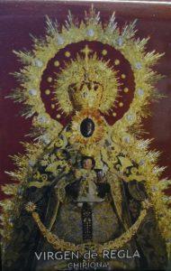 La Virgen de Regla o Nuestra Señora de Regla es una advocación mariana de la Iglesia católica