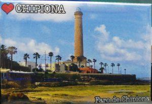 El faro de Chipiona es el más alto de España.